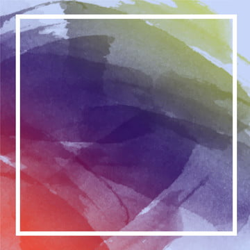 畫筆水彩背景向量 , 摘要, 抽象水彩, 藝術的 背景圖片