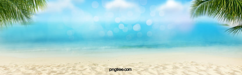 गर्मियों में रेतीले समुद्र तट पृष्ठभूमि, पृष्ठभूमि, रेगिस्तान, प्राकृतिक पृष्ठभूमि छवि