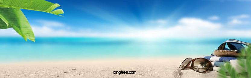 夏季沙灘背景, 背景, 沙漠, 自然的 背景圖片
