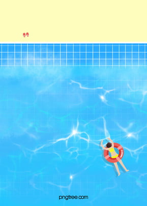 swimming in summer cool wind swimming pool , Summer, Water, Wave Background image