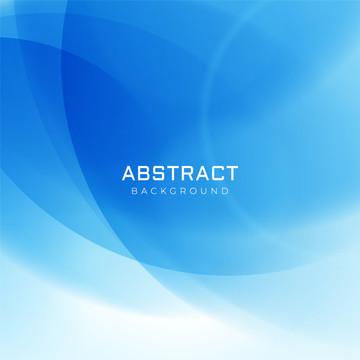 青い波状光沢のあるビジネスの背景 , 抄録, アート, 背景 背景画像