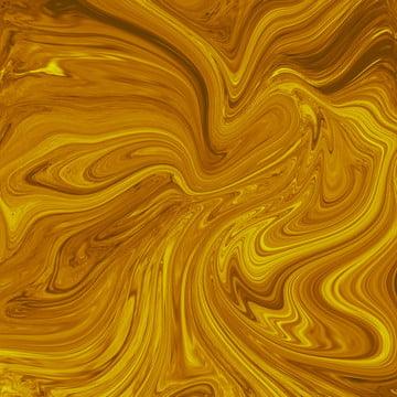 裝潢性金色液體背景閃亮質感 , 瑪瑙, 豐富多彩的, 金液 背景圖片
