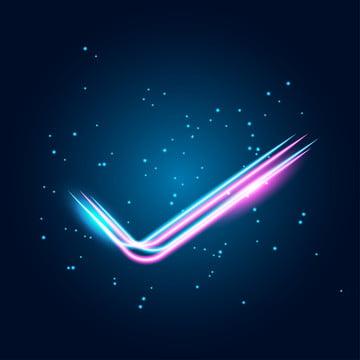 neon bercahaya techno garis , Seribu Sembilan Ratus Delapan Puluh, 3d, Lapan Puluh imej latar belakang