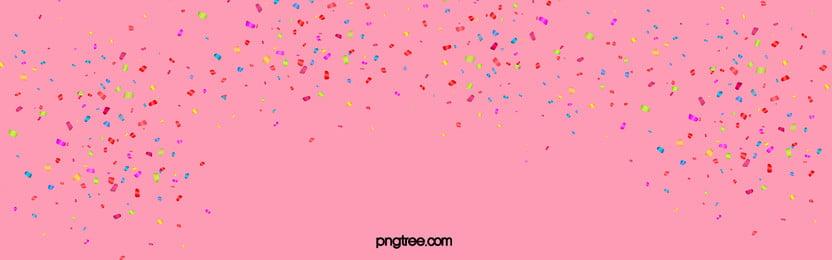 गुलाबी पार्टी कंफ़ेद्दी पृष्ठभूमि, सारंग, कंफ़ेद्दी पृष्ठभूमि, रंग पृष्ठभूमि छवि