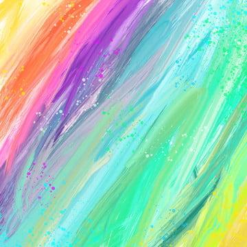 フルフル流体大理石の背景 , 抄録, アート, 背景 背景画像