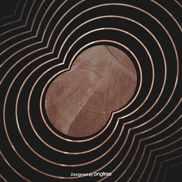 a sobreposição de figuras geométricas  linhas de ouro rose fundo criativo , 8, A Geometria, Creative Imagem de fundo
