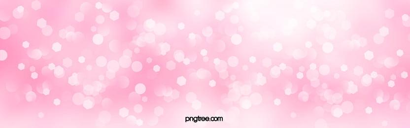 판타지 핑크 배경, 반점., 귀엽다, 낭만적이다 배경 이미지