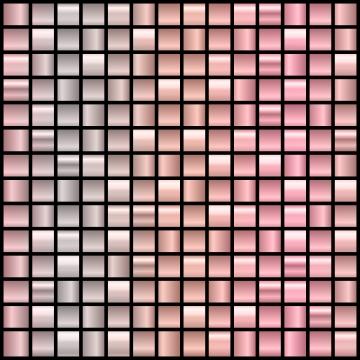 giấy dán tường khảm màu vàng hồng và đen , Abstract, Nghệ Thuật., Nền Ảnh nền