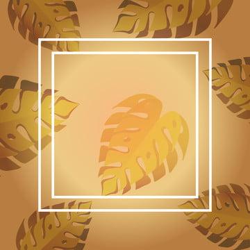 열대 잎 배경 , 3차원, 다이제스트, 예술 배경 이미지