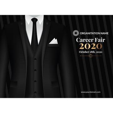 भर्ती डिजाइन पोस्टर हम भर्ती कर रहे हैं निमंत्रण के साथ कॉलर , विज्ञापन, पृष्ठभूमि, बैनर पृष्ठभूमि छवि