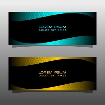 सार काले बैनर प्रौद्योगिकी अवधारणा डिजाइन चमकदार सोने और नीले रंग , सार, कला, पृष्ठभूमि पृष्ठभूमि छवि