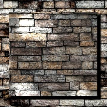ईंट पृष्ठभूमि के साथ ऊंचा दीवार फ्रेम , पृष्ठभूमि, ईंट, ईंटों पृष्ठभूमि छवि