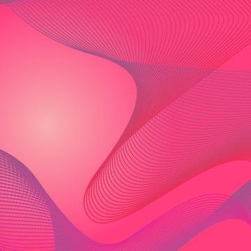 流動的粉紅色向量線 , 摘要, 深淵, 空白的 背景圖片
