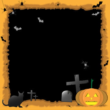 काली बिल्ली । हैलोवीन पार्टी मकड़ी स्टीकर चाल या दावत वेक्टर चित्रण । हेलोवीन पृष्ठभूमि कद्दू , पृष्ठभूमि, बल्ले, काले पृष्ठभूमि छवि