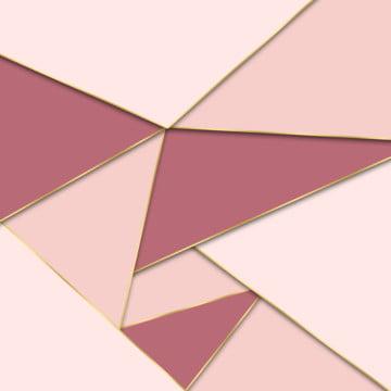 musa segitiga dinding rose emas hitam , Abstrak, Art Deco, Latar Belakang imej latar belakang