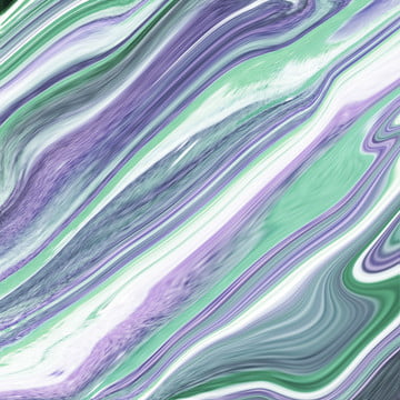 물결 무늬 액체 배경 그림 , 마노, 컬러, 녹색 배경 이미지