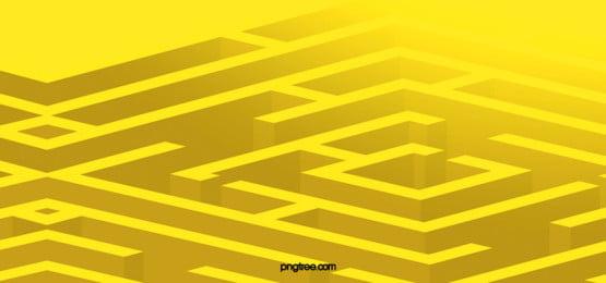 3d 입체 미궁 배경, 3 D., 아이디어 도안, 그라데이션 배경 이미지