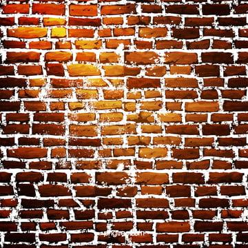 빨간 시멘트 벽돌 벽 배경 , 벽면, 네모난 벽돌, 시멘트 배경 이미지
