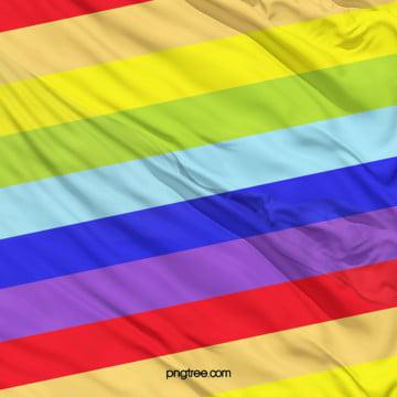 무지개 깃발 질감 배경 , 아이디어, 대기, 천연색 배경 이미지