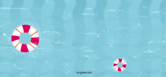 Simple Background Of Water Wave In Summer Swimming Pool, Summer, Soft Pale, Minimalism, Background image