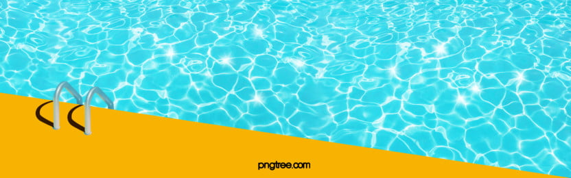 swimming pool with water markings background blue sunshine, Summer, Water, Water Mark Background image