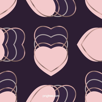 발렌타인데이는 아이디어 로즈 골드 하트 배경 , 아이디어, 발렌타인 데이, 패션 배경 이미지