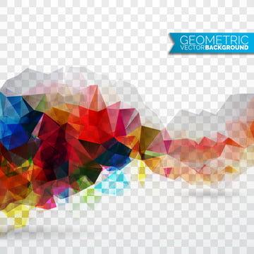 벡터 기하 삼각형 모양의 설계 배경 , 다이제스트, 예술, 예술 배경 이미지