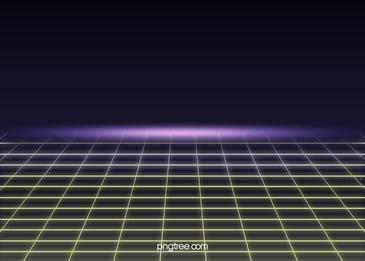 पीला बैंगनी नियॉन परिप्रेक्ष्य लाइनों पृष्ठभूमि, प्रकाश, रेखापुंज, ग्रिड पृष्ठभूमि छवि