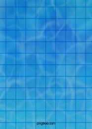 ब्लू प्लेड स्विमिंग पूल में सागर पृष्ठभूमि , गर्मियों में, सूर्य, प्लेड पृष्ठभूमि छवि