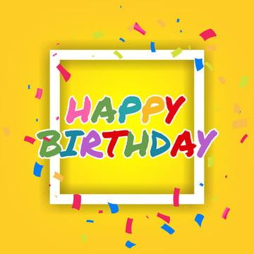 생일 축하합니다 삽화 디자인 , 주년, 예술, 배경 배경 이미지