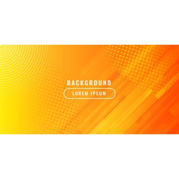 橙色波浪形背景 , 摘要, 背景, 商業 背景圖片