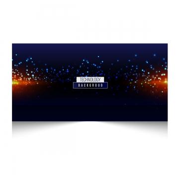 검은 남색 기술 배경 및 조명 효과 , 다이제스트, 검은 바탕에 푸른,  배경 이미지