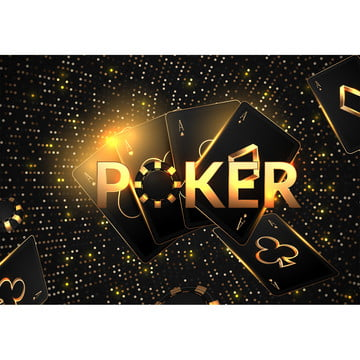 dark background banner with casino elements chips playing cards , Casino, Play, Gamble Background image