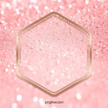 Geometric Border Pink Bright Background , Geometric, Luminescence, Aestheticism Background image