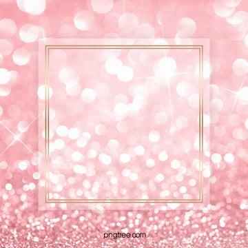 viền màu hồng vàng sáng bóng nền , Hình Học, Tỏa Sáng., 唯美 Ảnh nền