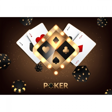 golden vector casino vegas sign background with casino chips exp , Casino, Play, Gamble Background image