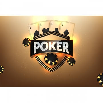 illustration of casino chips cards and place for text , Casino, Play, Gamble Background image