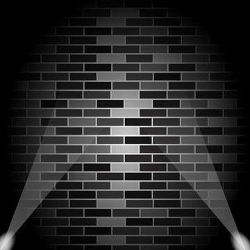 प्रकाश पृष्ठभूमि ईंट अंधेरे , सार पृष्ठभूमि, सार बनावट, कला पृष्ठभूमि छवि