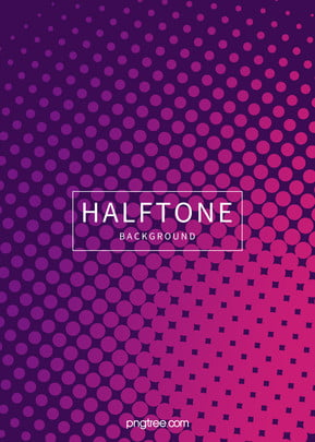 purple gradient halftone style background , Creative, Circular, Abstract Background image