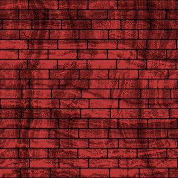 붉은 무늬 타일 , 배경, 검은, 벽돌 배경 이미지