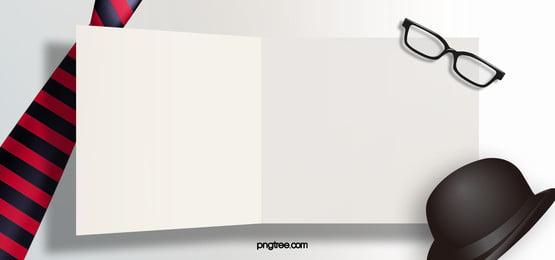 feliz dia do pai de fundo simples, Creative, Cartão, O Dia Do Pai Imagem de fundo