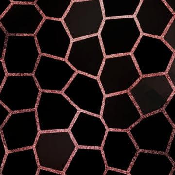 Đen màu hexagon và màu hồng sắc sắc , Đen., Flash, Name Ảnh nền
