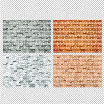 レンガの壁の異なる色の背景 , 抄録, 建築, 背景 背景画像