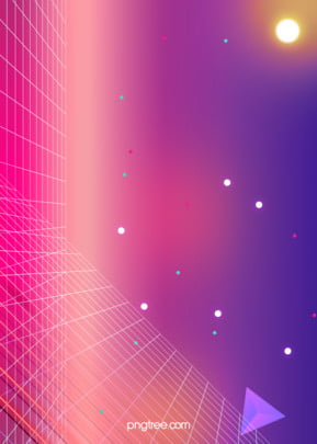 creative background of neon effect grid , Light, Luminous Efficiency, Geometric Background image