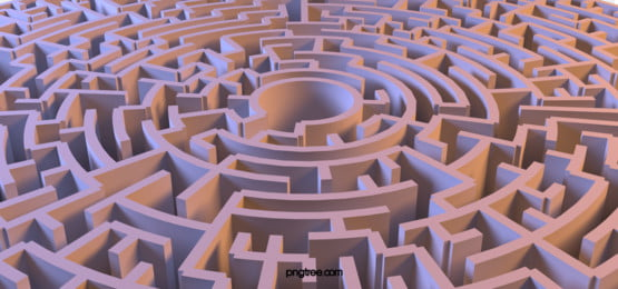 3 डी आभासी भूलभुलैया के व्यापार पृष्ठभूमि, 3 डी भूलभुलैया, एक तीन आयामी भूलभुलैया, एक तीन आयामी भूलभुलैया पृष्ठभूमि पृष्ठभूमि छवि