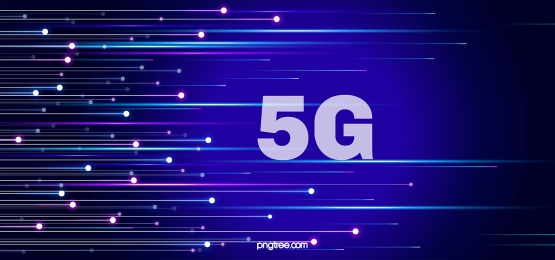 5g Background of Technological Purple Innovation, Information, Innovate, Colourful Background image