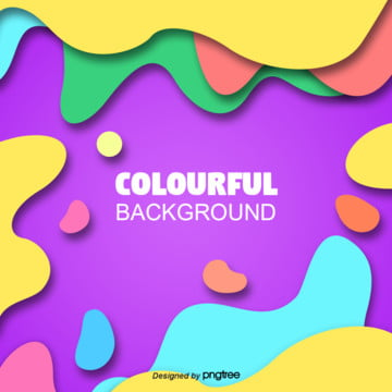 abstract background of color wavy curve geometry , Geometric, Creative, Color Background image