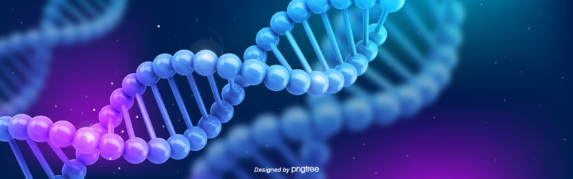Creative Background Of Fluid Gradual Stereo Dna Chain, Dna, Geometric, Creative, Background image
