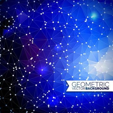 design geométrico abstrato de triângulo de fundo com forma poligonal e círculo branco para ilustração de rede social , 3d, Abstract, Arte Imagem de fundo