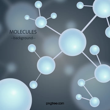 flat gradient colored abstract microworld molecular background map , Molecule, Circular, Flat Background image